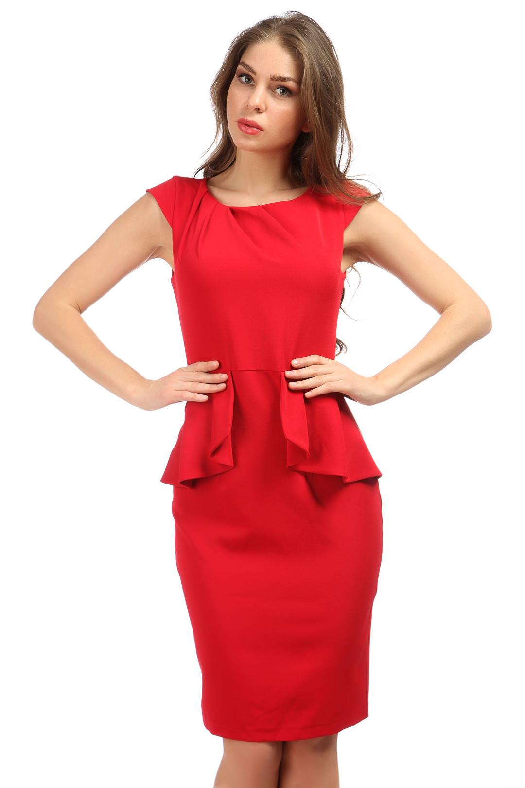 Платья Красное Интернет Магазин
